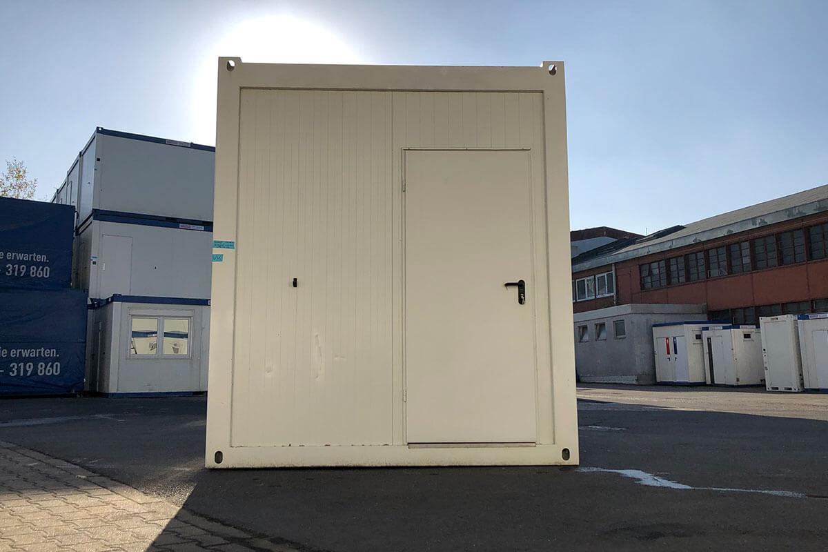 Bürocontainer kaufen